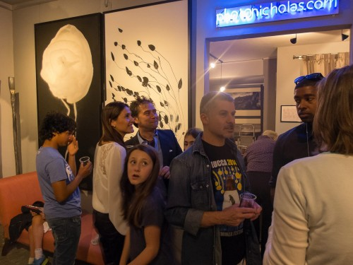 Patrick Gallery Inauguration3
