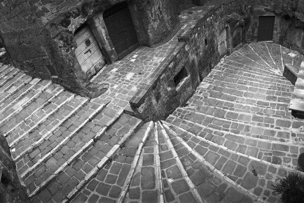 Serpentine Steps